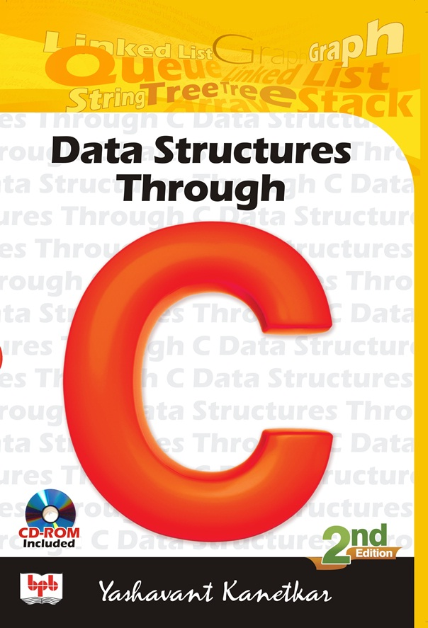 Data Structures Through C (Book w/CD)