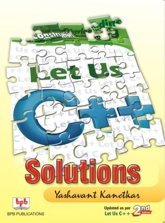 Let Us C++ Solutions (Book)